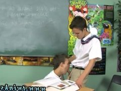 Boy gay porn firms Dustin Revees and Leo Page are two schoolboys stuck in