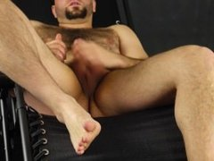 Dancing Balls - Part 1 (Slow Stroking and Swinging)