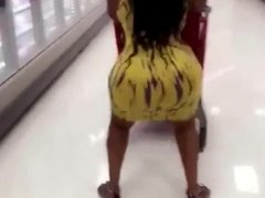 What if you saw all this ass in Target not walmart