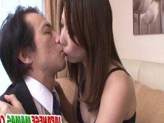 Smashing porn with sexy milf Mirei Yokoyama