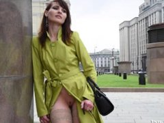 Jeny Smith - Easy Lover (flashing on moscow streets and in a underground)