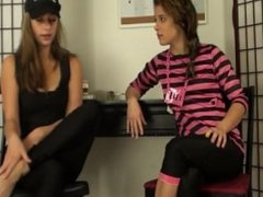 Clips4Sale - Prison guard Indica, pressured to worship Sarah