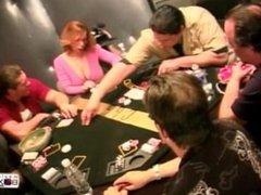 Celebrity Porno Poker, Scene 1