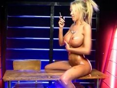 TV Babe - naked and sexy