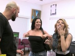 Vinette Ricci Takes A Big Cock For A Few Bucks