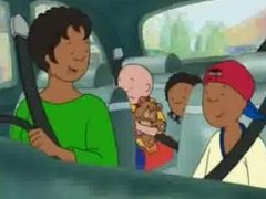 Youtube Poop- Caillou takes an arrow to the knee