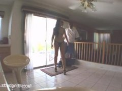 Ass on this milf is a real delicacy for her black neighbor