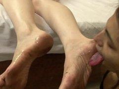 Dirty Feet Lick