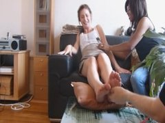 Lily Foot Tickling Part 3