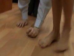 Dirty Feet Licking