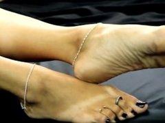 Daniela's Toe Rings