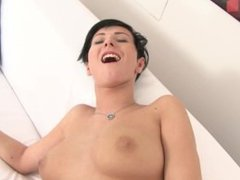 EMILY GETS READY FOR ANAL SEX POV VIEW