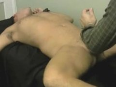 Ticklish Chad Teased