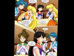 Sailor Moon Comic
