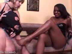 2 mistress foot domination 1