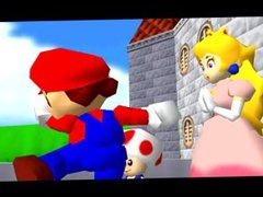 "[TAS] N64 Super Mario 64 ""0 Stars"" in 5:02.25"