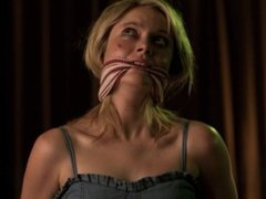 TV Damsel - Gagged and Tied - 40
