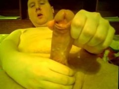 Big Hairy Teen Dick Jacking Off And Big 12 Cum Spurt Cumshot On Webcam