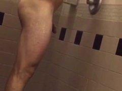 [Lockerroomshowers] Italian Dude Showering