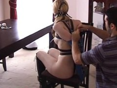 Boots and armbinder
