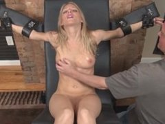Very hot tickle torture