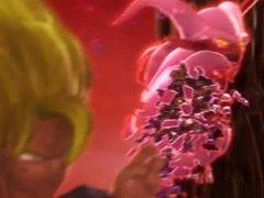 Dragon Ball Z: Ragin Blast 2 Opening