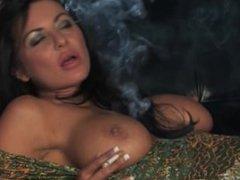 SmokeyWhore Presents: Bridgette The Smoking Whore