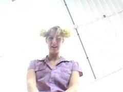 Headscissor femdom POV
