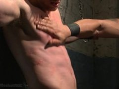 Bi Gymnast Scott Harbor Endures a Whirlwind Of Torment - Scene 1