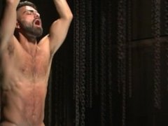 Super Hunk Adam Ramzi Gets Tormented To The Extreme - Scene 1