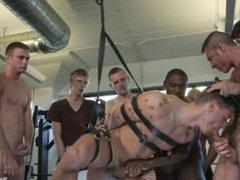 Gym Rat and The Gay Mafia - Scene 1