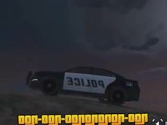 GTA 5 - WHAT DOES THE COP SAY- (Ylvis - The Fox Song Parody)