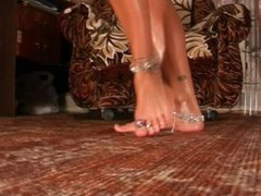 Gypsy's Dancing Feet and Anklets