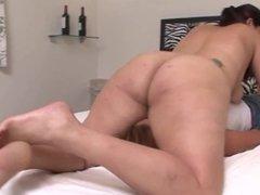 Huge Ass Smothering