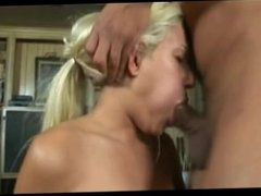 Pornstar Cindy Crawford Blowjob
