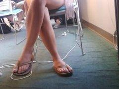 Asian Feet 6