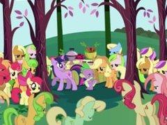My Little Pony, Friendship is Magic - Episode 1: Friendship is Magic Part 1