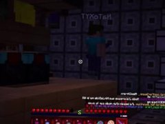 Minecraft pvp GONE SEXUAL WITH NUDE PEOPLE BISEXUAL GANGBANG