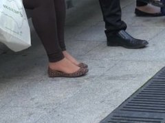 shoeplay en la calle