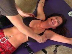Viviana Reveals Her Tickle Secrets