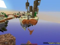 Minecraft Skywars Let's Play!
