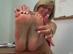 Teachers Sexy Soles