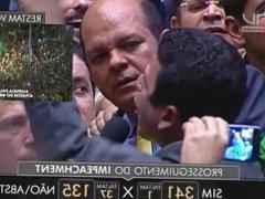 Brazilian MILF President Public Humiliation Gangbang 340+ mans