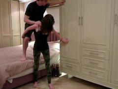 teen kayla lift her bf