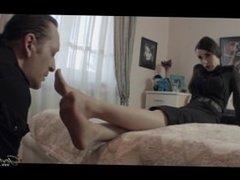 Bojana nylon footworship