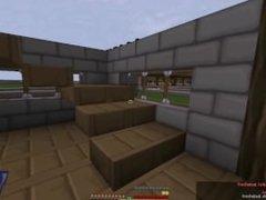 Guy penetrates 5 scrubs  Minecraft MLG Montage