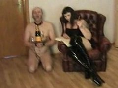 Mistress and slave