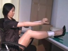 Japanese self taped up 1