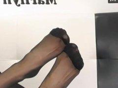 pantyhose foot fetish feet livejasmine.com