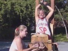 Tickling Paradise - Basketball Tickling Part 2